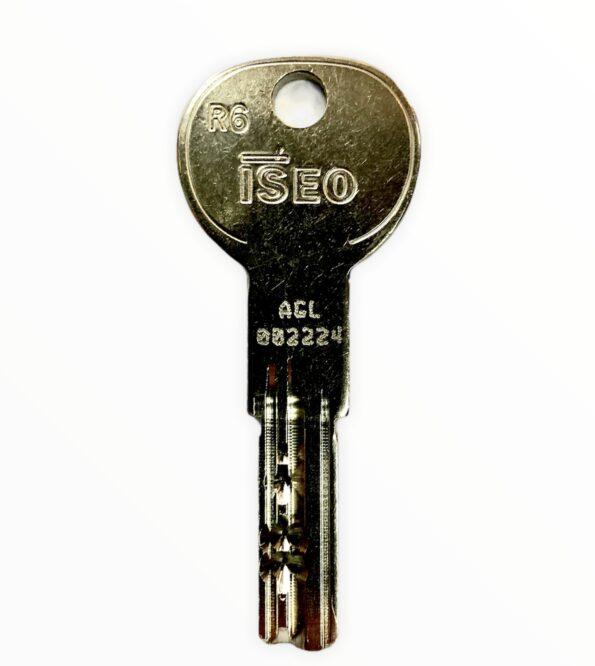 Klucz Iseo R6